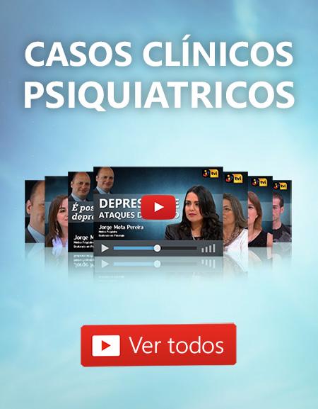 Vencer a depressão - Assistir a vídeos de casos clínicos psiquiátricos
